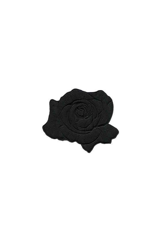 Black Rose Patch - Philistine