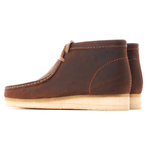 Clarks Originals Wallabee Boot in Beeswax