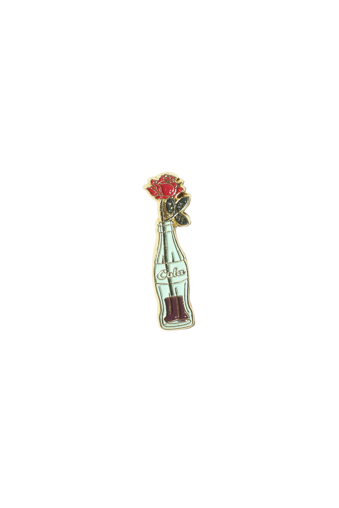 Coke Flower Pin - Philistine