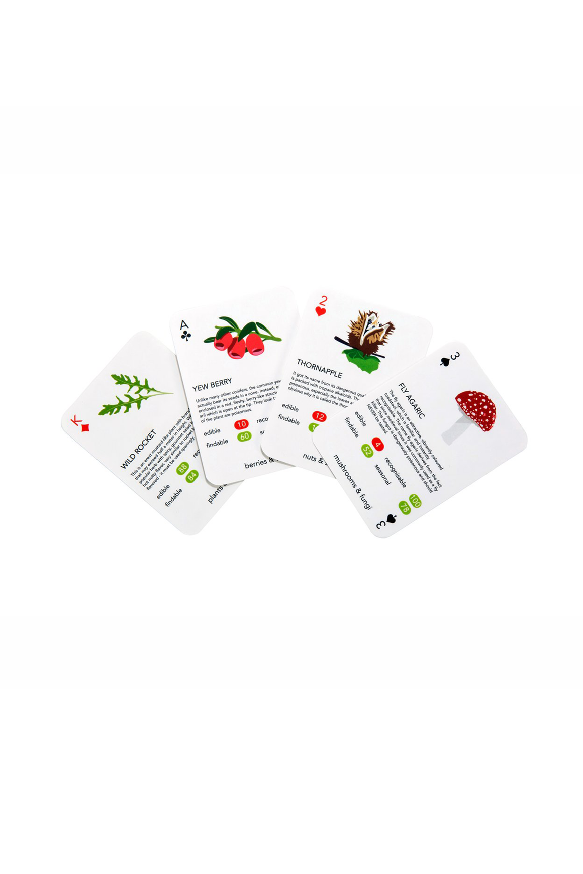 Foragers Playing Cards - Philistine