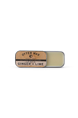 Ginger Lime Lip Balm - Philistine