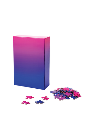 Gradient Puzzle in Blue/Pink - Philistine