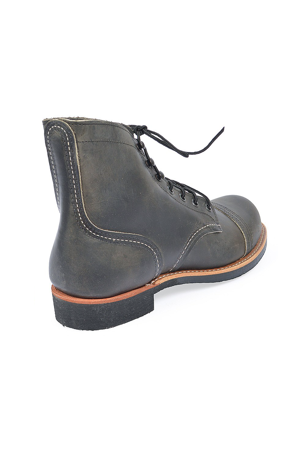 c1f5b087064 Men s Iron Ranger in Charcoal Rough   Tough from Red Wing Shoes