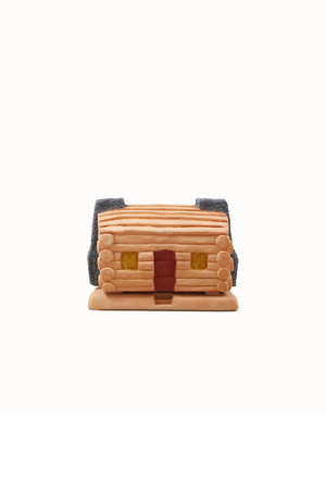 Log Cabin Incense Burner - Philistine