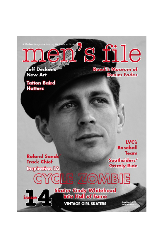 Men's File Issue 14 - Philistine
