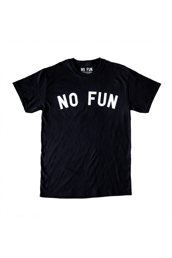 No Fun Crew T-Shirt - Philistine