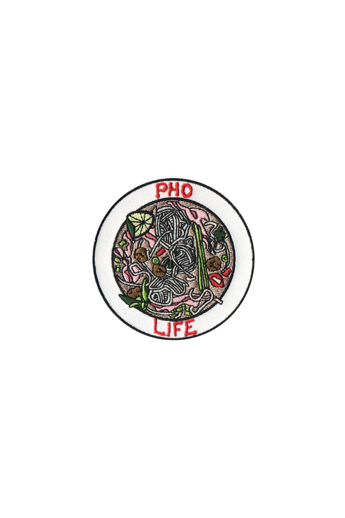 Pho Life Patch - Philistine