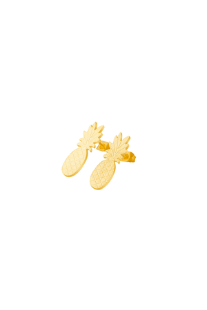 Pineapple Stud Earring - Philistine