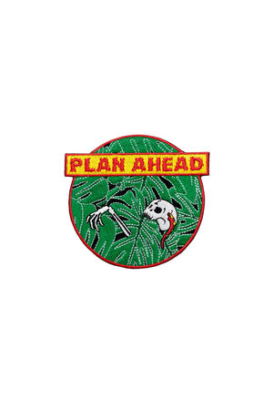 Plan Ahead Patch - Philistine