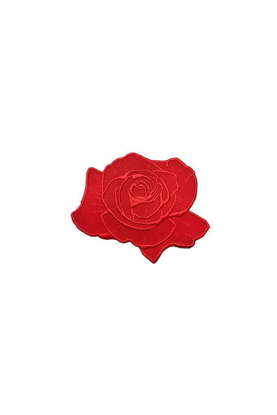 Red Rose Patch