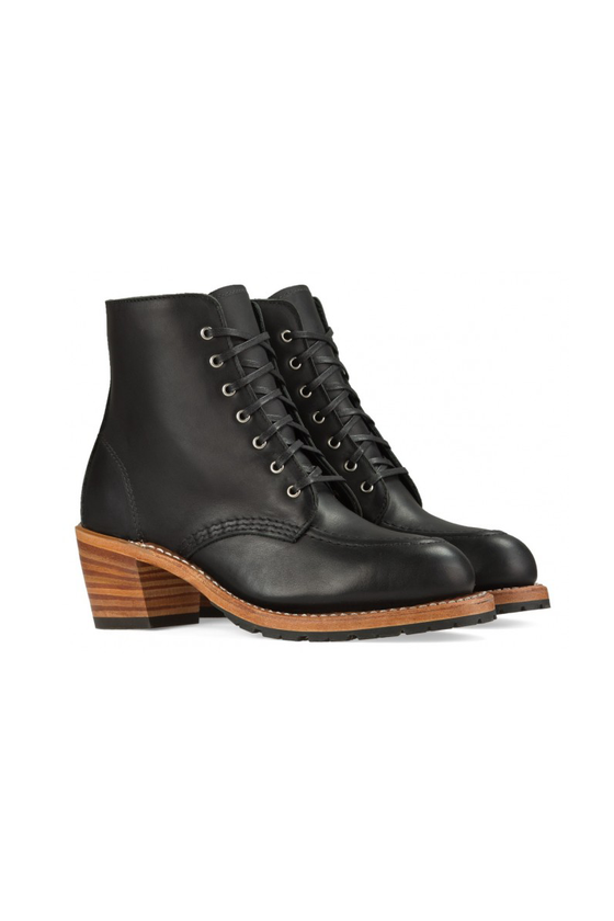 Clara Boot in Black - Philistine