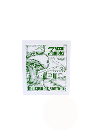 Incense of the West Sampler Pack - Philistine