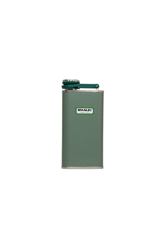 Classic Flask in Hammertone Green - Philistine