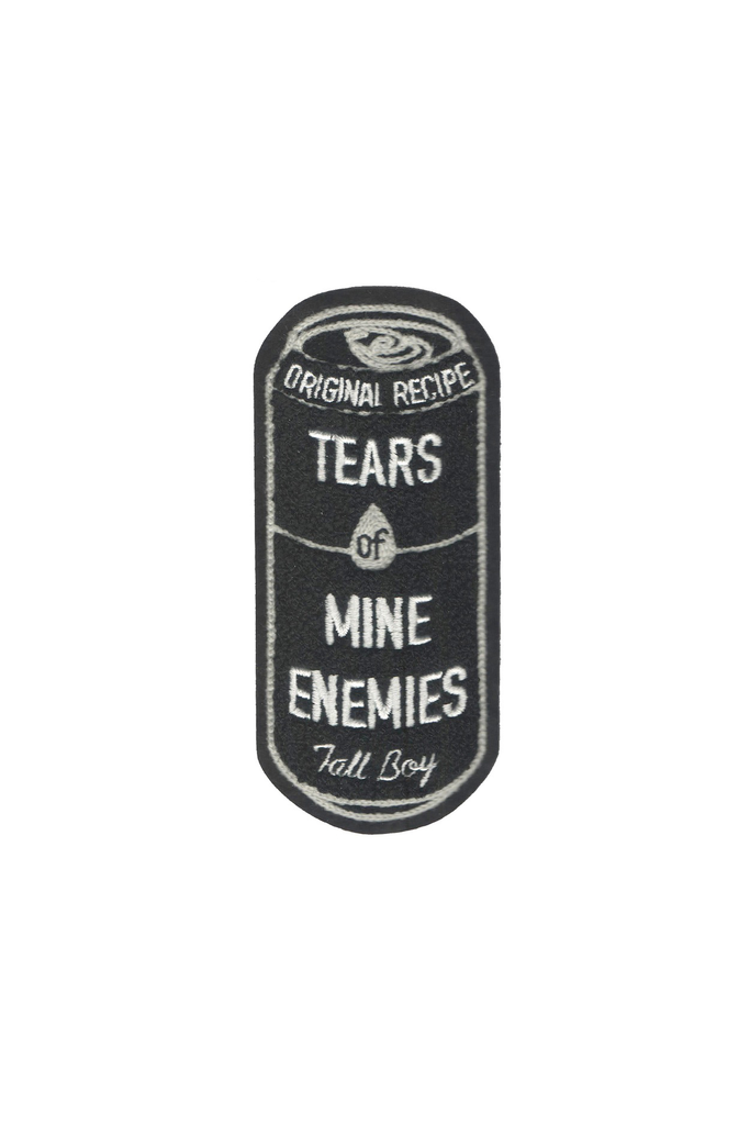 Tears of Mine Enemies Chenille Patch - Philistine