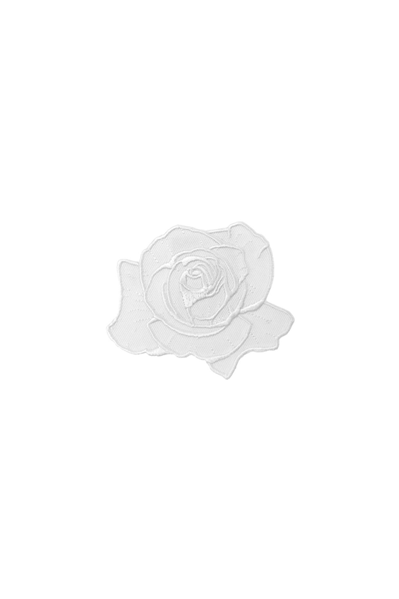 White Rose Patch