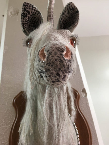Unicorn (Unicornus) Head Mount
