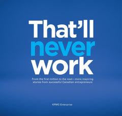 That'll Never Work book cover