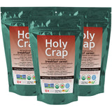 3-pack of Holy Crap cereal
