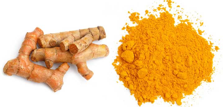 Tumeric is a powerful anti-inflammatory
