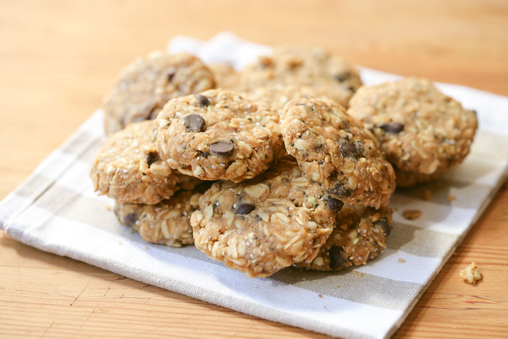 Gluten Free nut butter cookie recipe
