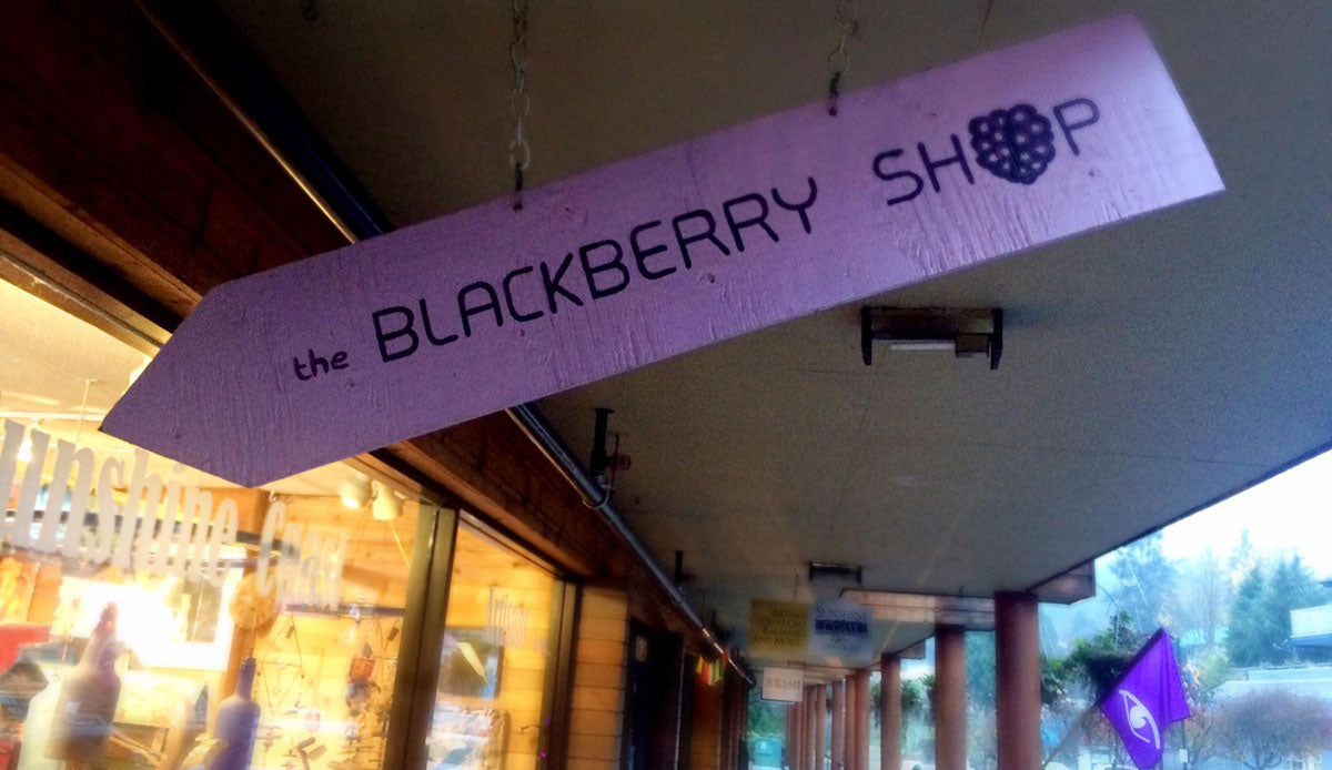 The Blackberry Shop