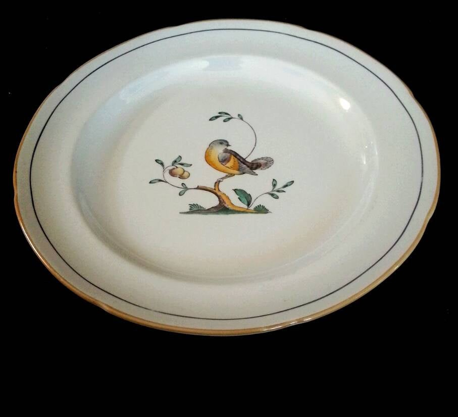 Spode 'Queens Bird' Dinner Plate