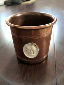 Arts & Crafts Benedict Copper Cup