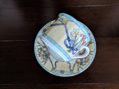 Villeroy and Boch 'Castellina'  Cup & Saucer Set