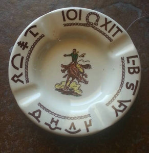 Wallace 'Rodeo' Ash Tray