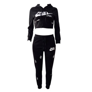 Paid In Full Tracksuit (Black)