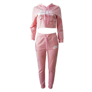 Paid in Full Tracksuit (Pink)