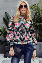 Load image into Gallery viewer, Blaq Market Bohemian Top