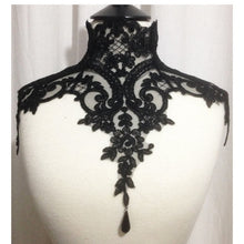 Load image into Gallery viewer, Le Blaq Madame Neck Corset