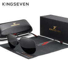 Load image into Gallery viewer, KING 7 Polarized Aluminum Sunglasses