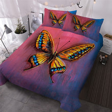 Load image into Gallery viewer, Butterfly Bedding Sets