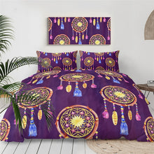 Load image into Gallery viewer, Dreamcatcher Bedding Set