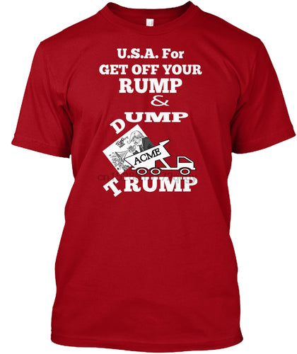 Dump Novelty T-Shirt