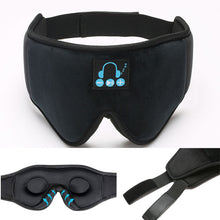 Load image into Gallery viewer, Bluetooth 5.0 3D Wireless Stereo Sleepmask Headband
