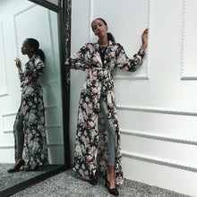 Load image into Gallery viewer, Chiffon Kaftan