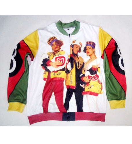Salt-n-Pepa-8-Ball Throwback Bomber Jacket