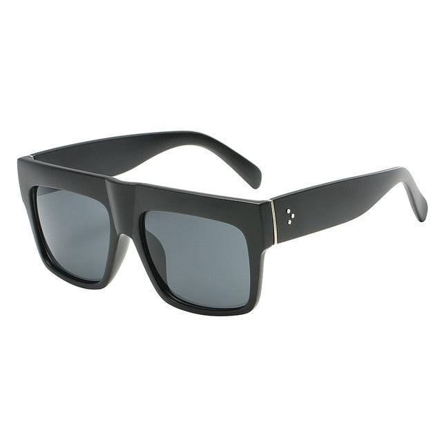 Square Flat Top Shades