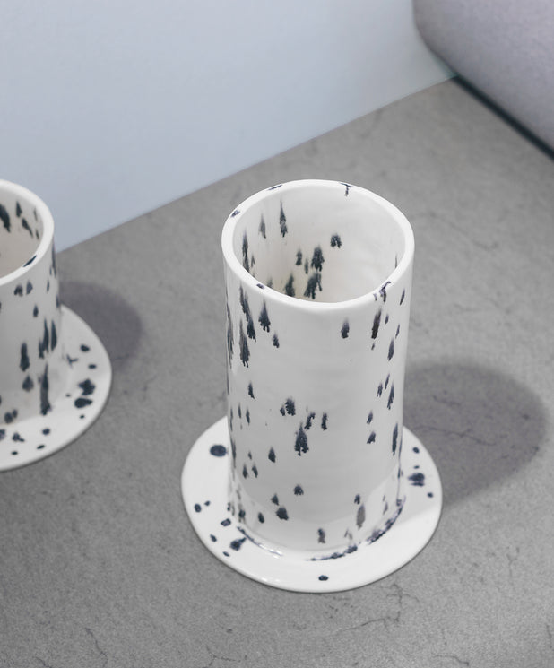Dalmatian Well, Vase - SIN  |  Home goods & ceramics