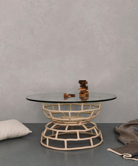 Ashlar Coffee Table - SIN  |  Home goods & ceramics