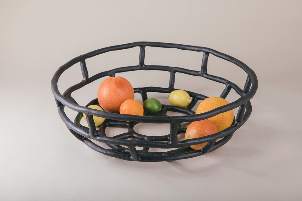 Ashlar Basket, XL - SIN  |  Home goods & ceramics