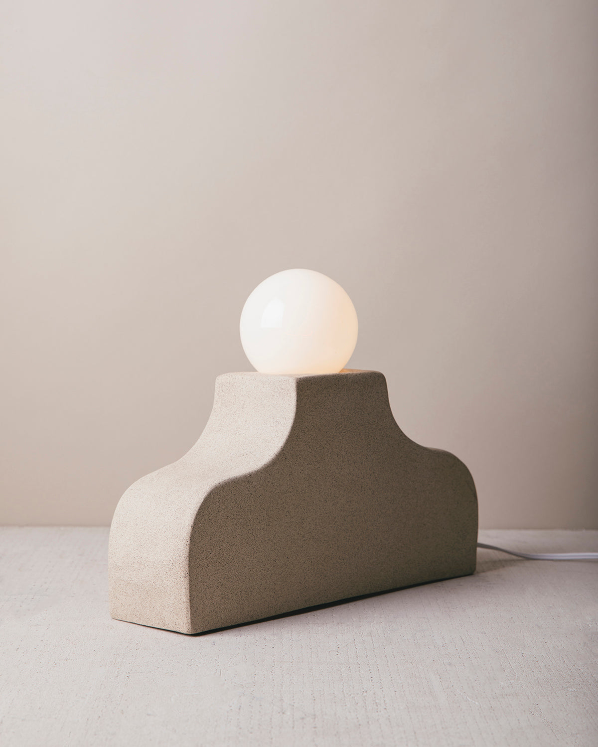 Pedernal Mesa, Table Lamp