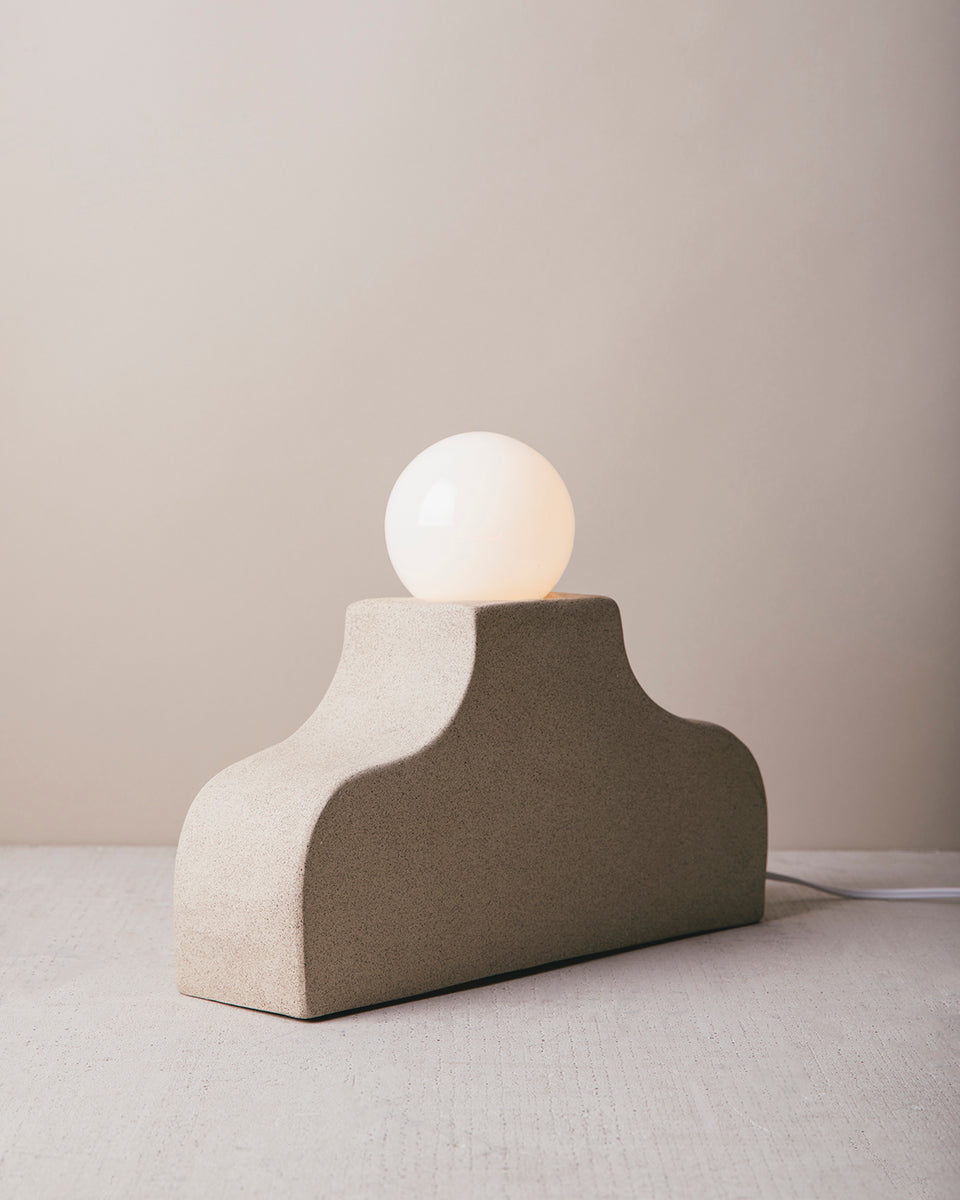 Pedernal Mesa, Table Lamp - SIN  |  Home goods & ceramics