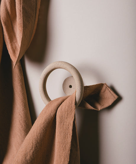Wall Hook, Speckled - SIN  |  Home goods & ceramics