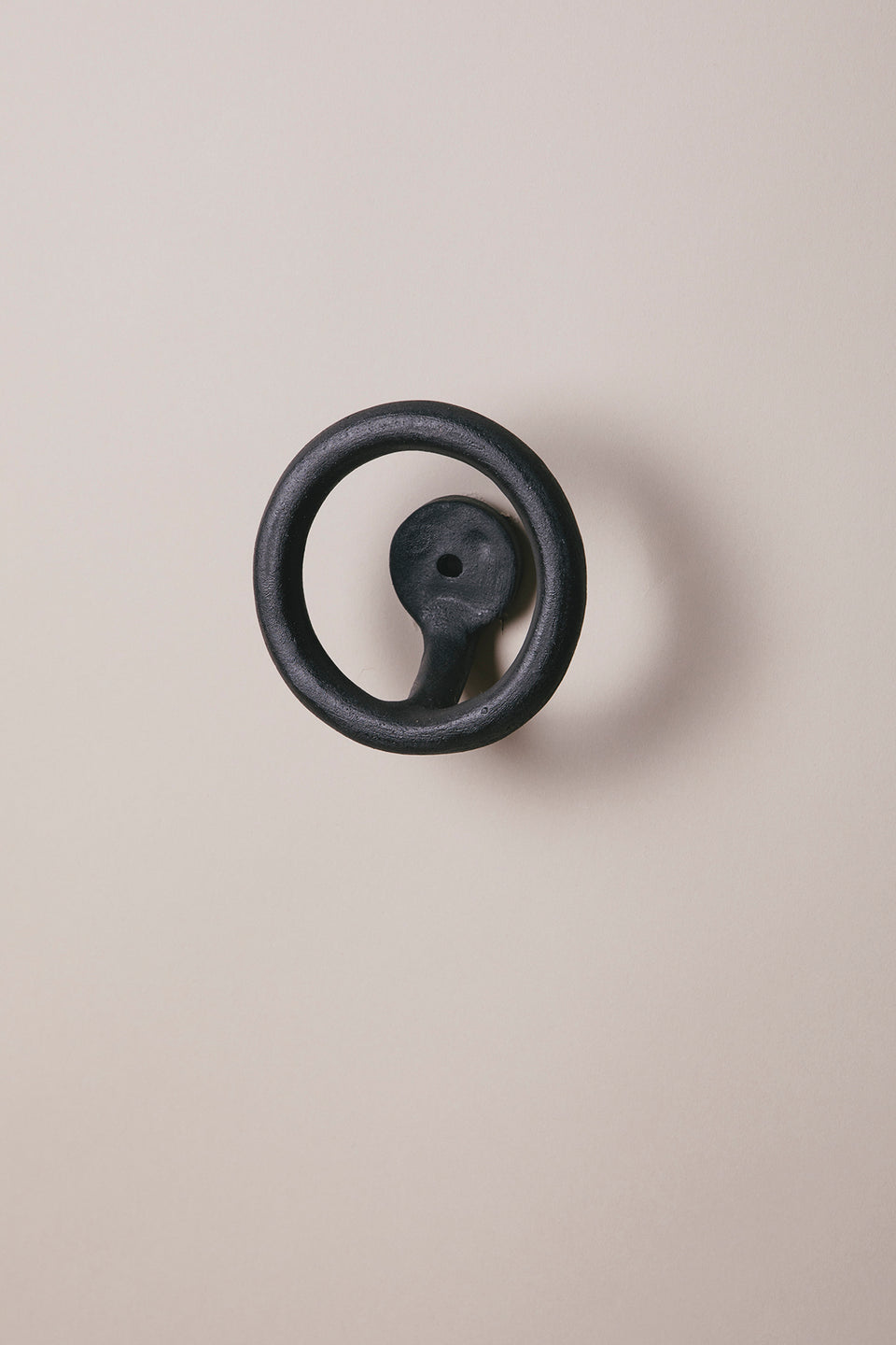 Wall Hook, Black - SIN  |  Home goods & ceramics