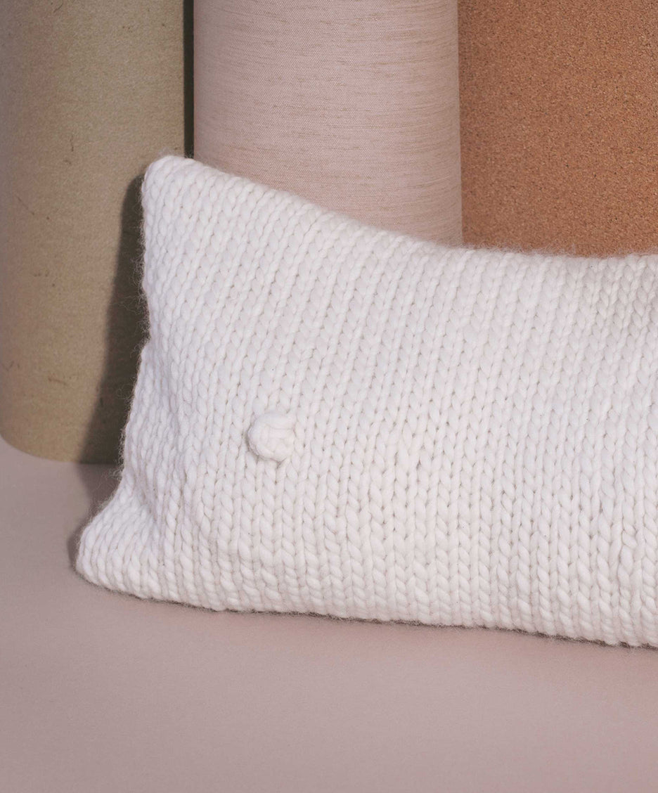 Porcelain, A-Cup Pillow - SIN  |  Home goods & ceramics
