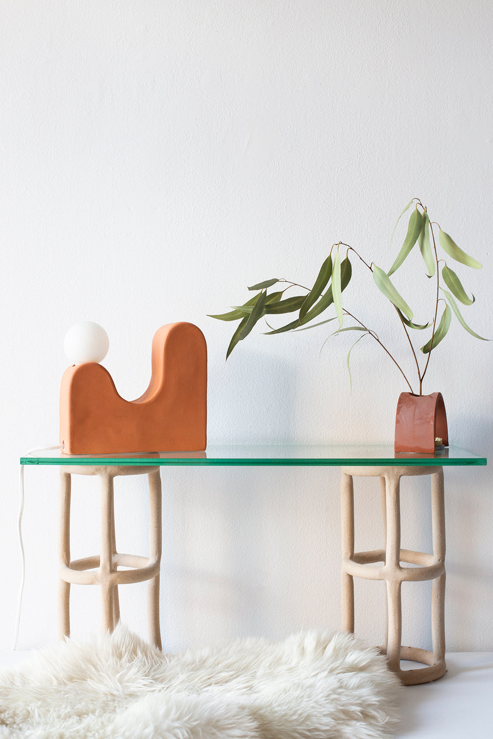 Little Hills, Table Lamp - SIN  |  Home goods & ceramics